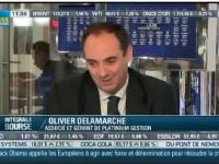 Olivier Delamarche répond aux questions sur l'économie